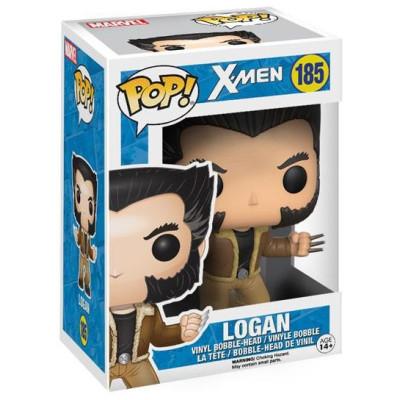 Головотряс X-Men - POP! - Logan (9.5 см)
