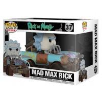 Фигурка Rick and Morty - POP! Rides - Mad Max Rick (9.5 см)