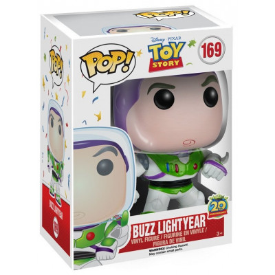 Фигурка Toy Story - POP! - Buzz Lightyear (9.5 см)