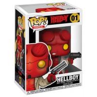 Фигурка Hellboy - POP! Comics - Hellboy (9.5 см)