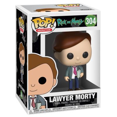 Фигурка Rick & Morty - POP! Animation - Lawyer Morty (9.5 см)