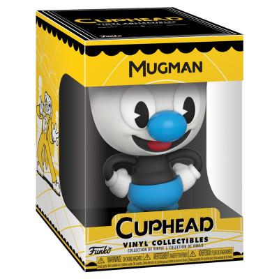 Фигурка Cuphead - Vinyl Collectibles - Mugman (13 см)