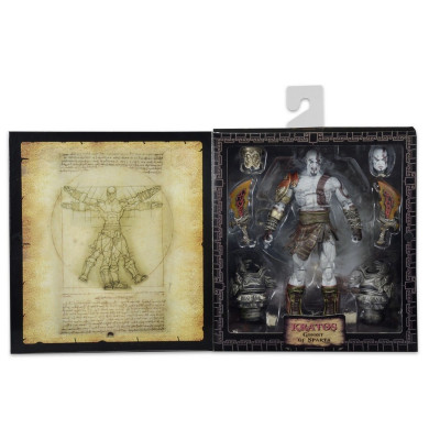 Фигурка God of War 3 - Action Figure Ultimate - Kratos (17 см)