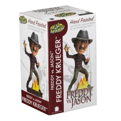 Головотряс Freddy vs Jason - Hand Painted - Freddy Krueger (18 см)