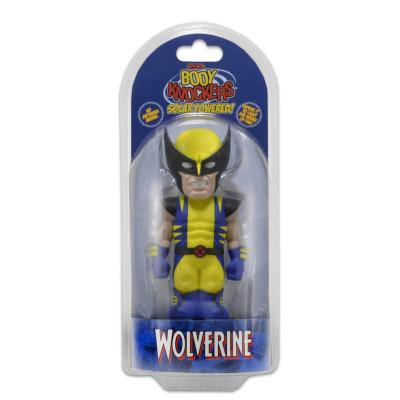 Фигурка NECA Телотряс Marvel - Wolverine (на солнечной батарее) (15 см)