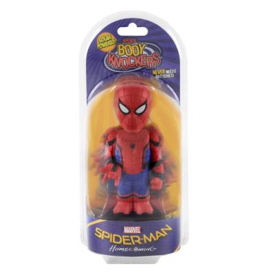 Фигурка NECA Телотряс Spider-Man: Homecoming - Spider-Man (на солнечной батарее , 16 см)
