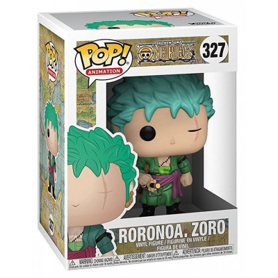 Фигурка One Piece - POP! Animation - Roronoa Zoro (9.5 см)
