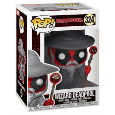 Головотряс Deadpool - POP! - Wizard Deadpool (9.5 см)