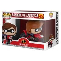 Фигурка Incredibles 2 - POP! Rides - Elastigirl on Elasticycle (9.5 см)