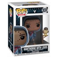 Фигурка Destiny - POP! Games - Hawthorne with Louis (9.5 см)