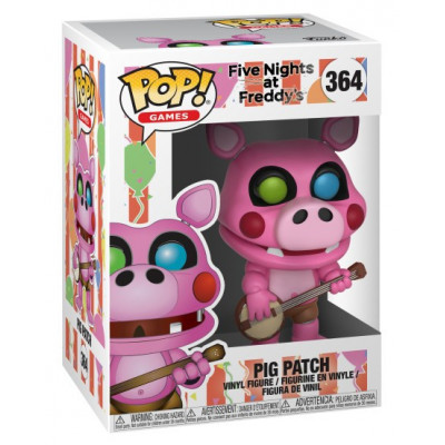 Фигурка Five Nights at Freddy's - POP! Games - Pig Patch (9.5 см)