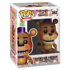 Фигурка Five Nights at Freddy's - POP! Games - Rockstar Freddy (9.5 см)