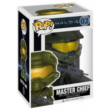 Фигурка Halo 4 - POP! - Master Chief (9.5 см)