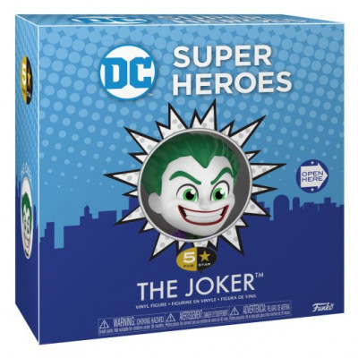 Фигурка DC Classic - 5 Star - The Joker (10 см)