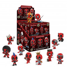 Головотряс Mystery Minis - Deadpool (Playtime) (1 шт, 7.5 см)