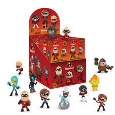 Фигурка Incredibles 2 - Mystery Minis (1 шт, 7.5 см)