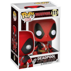 Головотряс Deadpool - POP! Marvel - Deadpool (Two Swords) (9.5 см)