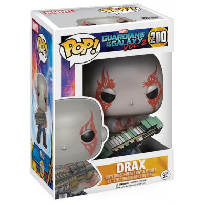 Фигурка Funko Головотряс Guardians of the Galaxy Vol.2 - POP! - Drax 13283 (9.5 см)