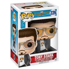 Головотряс Spider-Man: Homecoming - POP! - Tony Stark (9.5 см)
