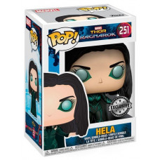 Головотряс Thor: Ragnarok - POP! - Hela (Exc) (9.5 см)
