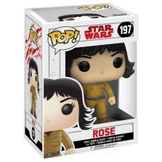 Головотряс Star Wars: Episode VIII The Last Jedi - POP! - Rose (9.5 см)