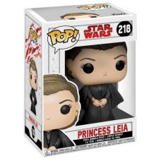 Головотряс Star Wars: Episode VIII The Last Jedi - POP! - Princess Leia (9.5 см)