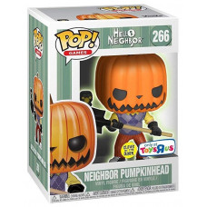 Фигурка Hello Neighbor - POP! Games - Neighbor Pumpkinhead (Exc) (9.5 см)