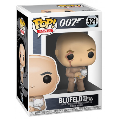 Фигурка 007 - POP! Movies - Blofeld from You Only Live Twice (9.5 см)