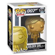 Фигурка 007 - POP! Movies - Golden Girl from Goldfinger (9.5 см)