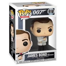 Фигурка 007 - POP! Movies - James Bond from Goldfinger (9.5 см)