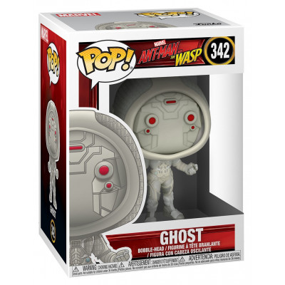 Головотряс Ant-Man and the Wasp - POP! - Ghost (9.5 см)