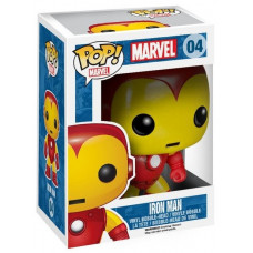 Головотряс Marvel - POP! Marvel - Iron Man (9.5 см)