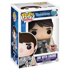 Фигурка Trollhunters - POP! TV - Jim with Gnome (9.5 см)