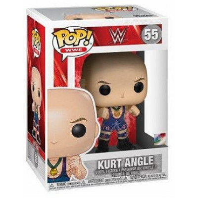 Фигурка POP! WWE - Kurt Angle (9.5 см)