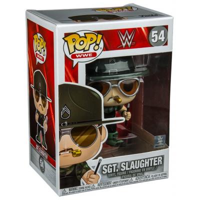 Фигурка POP! WWE - Sgt Slaughter (9.5 см)