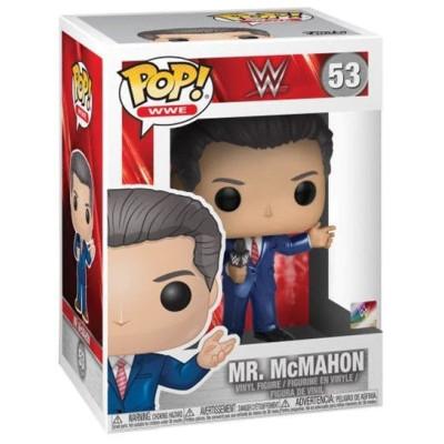 Фигурка POP! WWE - Mr McMahon (9.5 см)