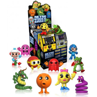 Фигурка Mystery Minis - Retro Video Games (1 шт, 7.5 см)