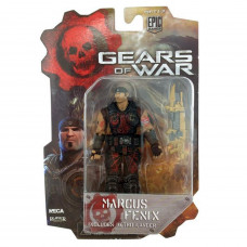 Фигурка Gears of War - Action Figure - Marcus Fenix (Bloody Variant) (10 см)