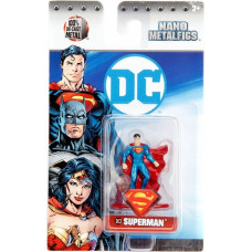 Фигурка DC Comics - Nano Metalfigs - Superman (4 см)