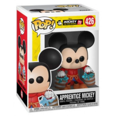 Фигурка Mickey: The True Original (90 Years) - POP! - Apprentice Mickey (9.5 см)