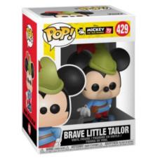Фигурка Mickey: The True Original (90 Years) - POP! - Brave Little Tailor (9.5 см)