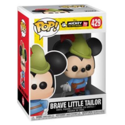 Фигурка Funko Mickey: The True Original (90 Years) - POP! - Brave Little Tailor 32189 (9.5 см)