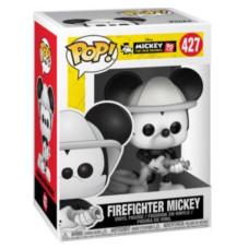 Фигурка Mickey: The True Original (90 Years) - POP! - Firefighter Mickey (9.5 см)
