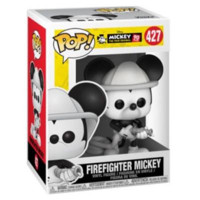 Фигурка Funko Mickey: The True Original (90 Years) - POP! - Firefighter Mickey 32185 (9.5 см)