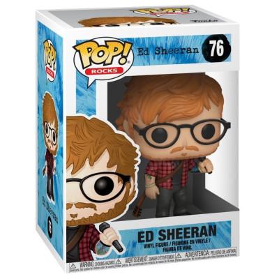 Фигурка Ed Sheeran - POP! Rocks - Ed Sheeran (9.5 см)
