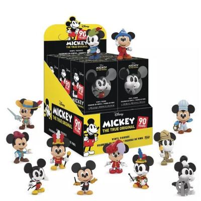 Фигурка Funko Mickey: The True Original (90 Years) - Mystery Minis (1 шт, 7.5 см) 25595