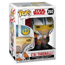 Головотряс Star Wars: Episode VIII The Last Jedi - POP! - C'ai Threnalli (9.5 см)