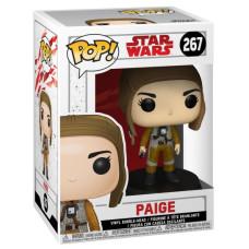 Головотряс Star Wars: Episode VIII The Last Jedi - POP! - Paige (9.5 см)