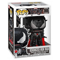 Головотряс Venom - POP! - Venomized Iron Man (9.5 см)