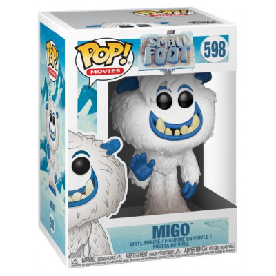 Фигурка Funko Smallfoot - POP! Movies - Migo 31005 (9.5 см)